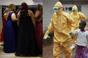 Ebola a obezita sa od seba radikálne líšia. No epidémiou sú obe.