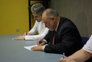 Podpísanie dohody