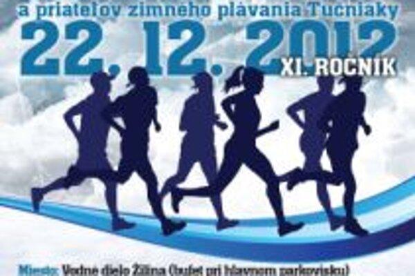 V sobotu 22. decembra sa na Vodnom diele uskutoční 11. ročník Vianočného behu.