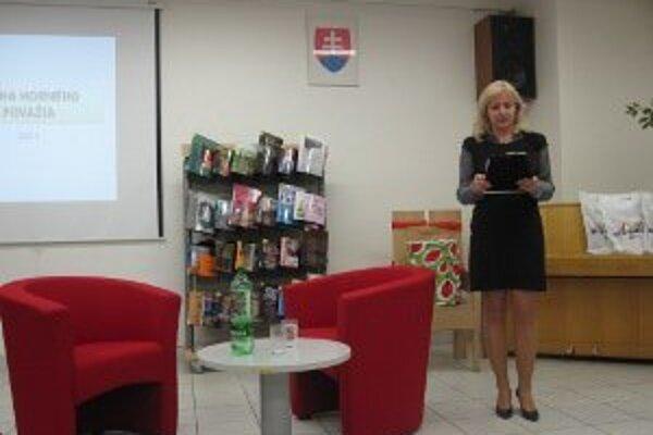 Vyhlasovanie výsledkov súťaže Kniha Horného Považia 2011.
