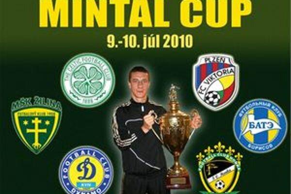 Mintál Cup bude mať zaujímavé obsadenie.