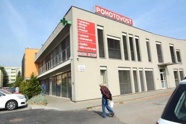 Pohotovosť na Toryskej 1 bude určená pre pacientov z Košíc-okolia.