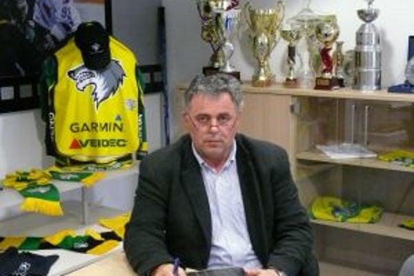 Generálny manažér považuje vec okolo odchodu hráčov MsHK a ich vyjadrení na adresu klubu za uzavretú.