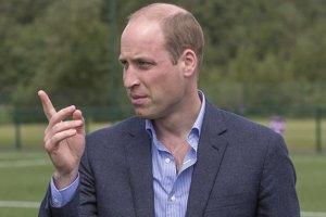 Princ William.