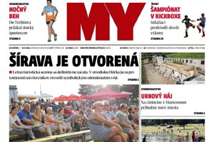 Vyšlo nové číslo Zemplínskych novín.