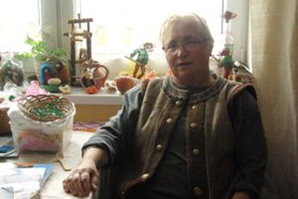 Otília Kadašiová spomína na čary a zvyky z minulosti.