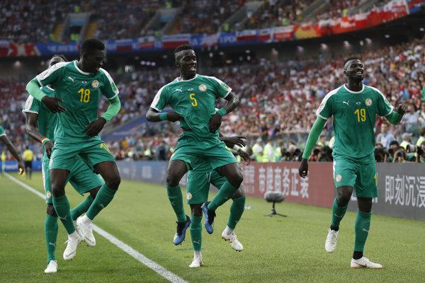 Senegal zvíťazil nad Poľskom.