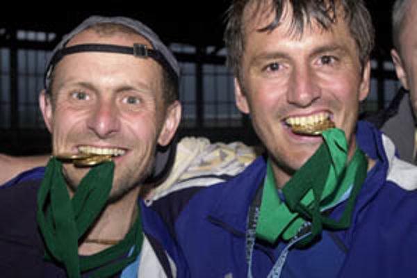 Vladimír Vala a Jaroslav Slučik.