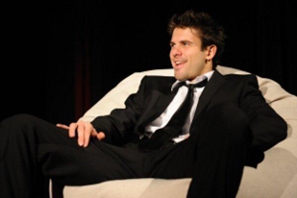 Ján Dobrík v úspešnej hre Sexuálna perverzita v Chicagu.