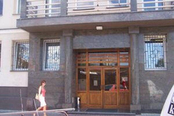 Krajský súd v Žiline.