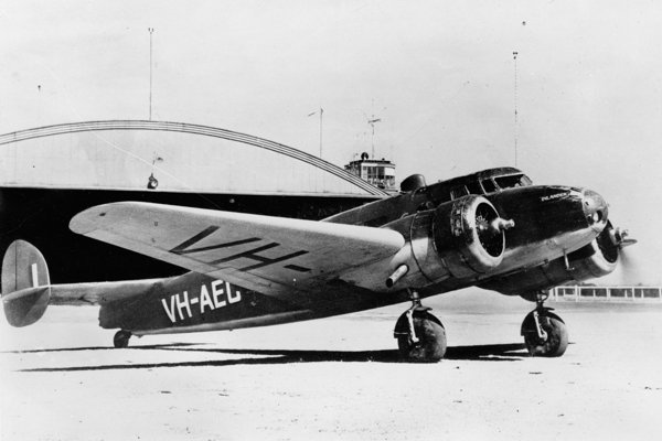 Lietadlo, na akom lietal aj Baťa.