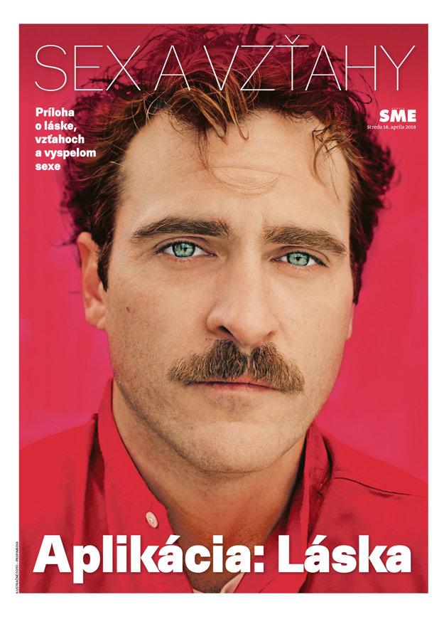 Joaquin Phoenix vo filme Her.