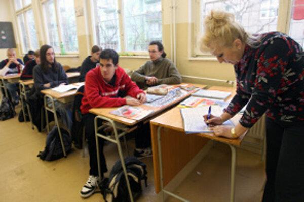 V septembri nastúpi 9500 študentov do prvého ročníka.