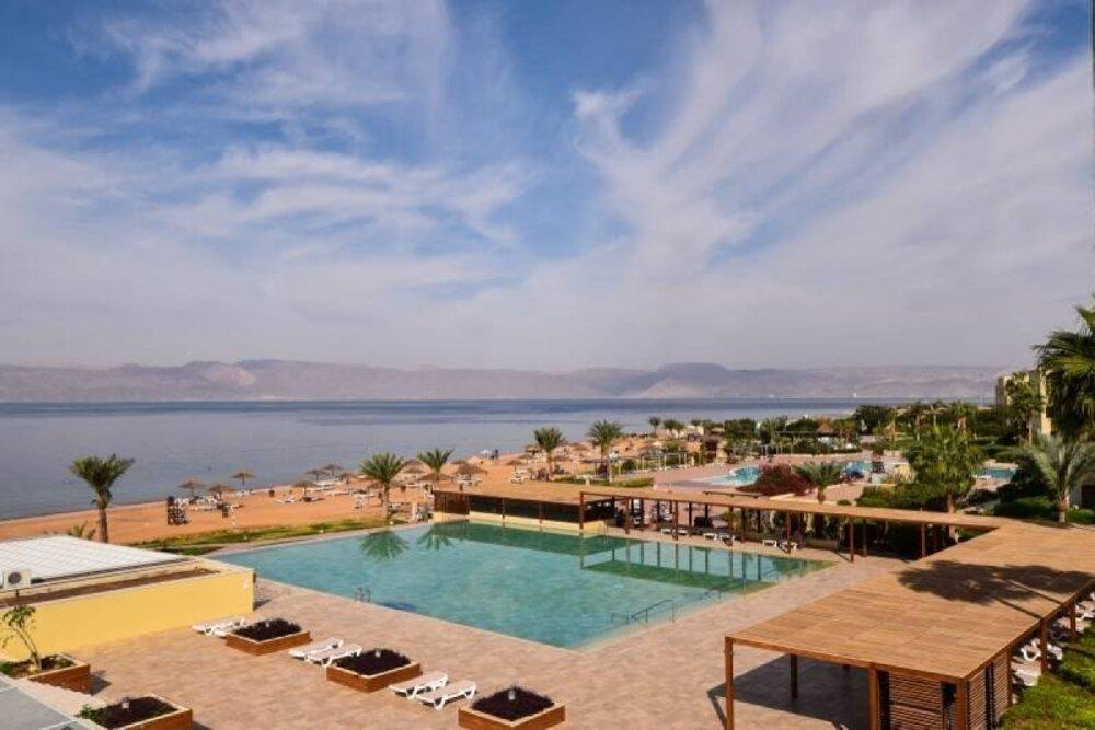 Hotel Grand Swiss Belresort Tala Bay 5*, Jordánsko