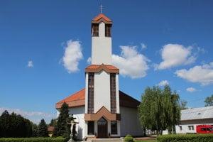 Gréckokatolícky kostol.