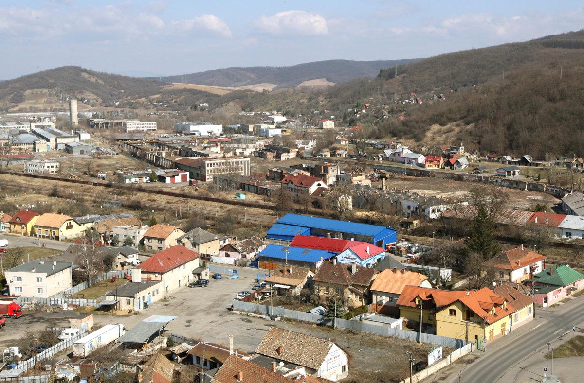 a21098a19 Mesto Fiľakovo plánuje zrevitalizovať časť areálu bývalého ...