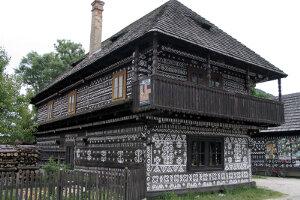 Radenov dom v Čičmanoch.