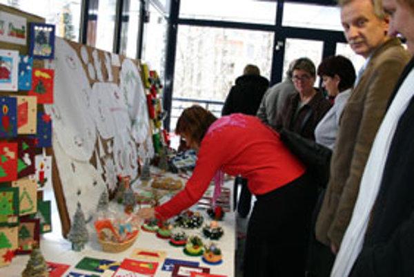 Výstava potrvá 1. decembra do 11. decembra.