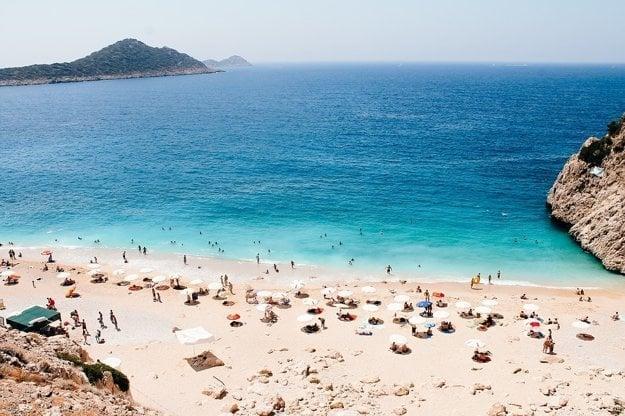 Turecké pláže