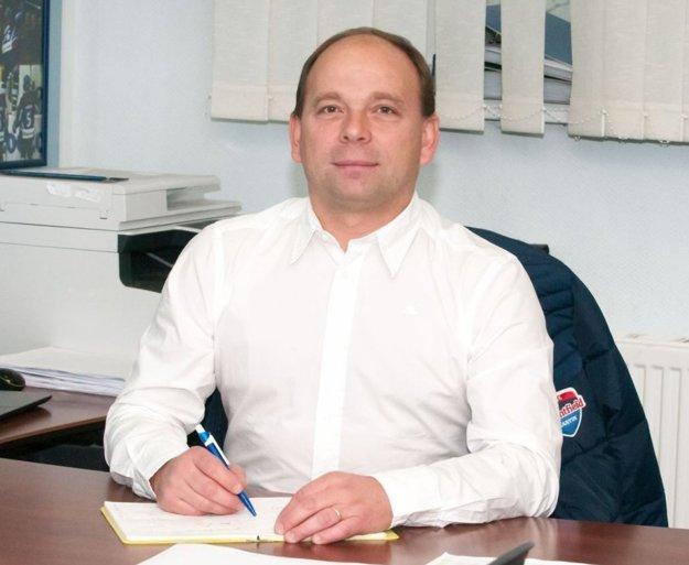 Milan Murček, riaditeľ HK Martin.