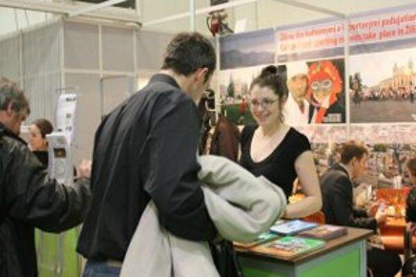 TIK Žilina na veľtrhoch cestovného ruchu v Brne a Bratislave.