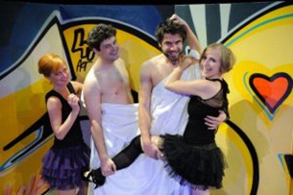 Divadlo ponúkne premiéru inscenácie Traja veronskí šľachtici.