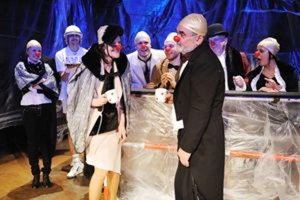 Inscenácia Tretí vek v podaní Mestského divadla Žilina zožala úspech.