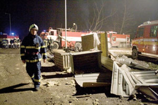 Ivan Kuric velil jednotke záchrannej brigády pri zásahu po výbuchu munície v Novákoch. Hovorí, že to bola najťažšia akcia, akej sa počas svojej kariéry zúčastnil.