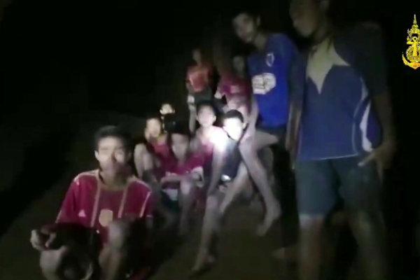Chlapci prežili v jaskyni viac ako týždeň.