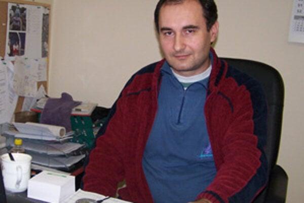 Pavel Nemeček, lekár a konateľ záchrannej zdravotnej služby.