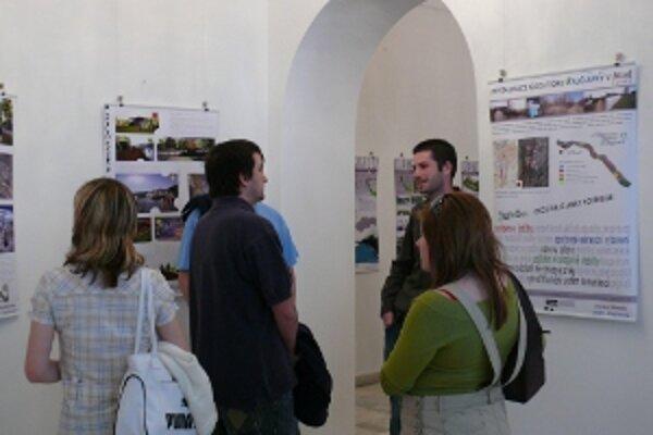 Výstava potrvá do 22. mája.