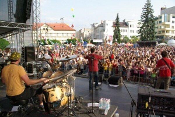Staromestské slávnosti 2008.