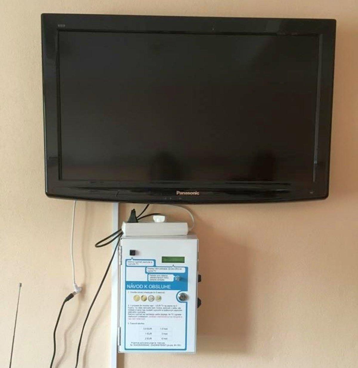 a6af1442c Nemocnica: Pacienti za televíziu na izbe platia - SME | MY Nitra