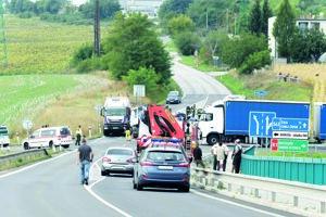 Nebezpečný zjazd z R1 na Cabajskú, kde sa už stala tragická nehoda, sa má zmeniť na kruhový objazd.