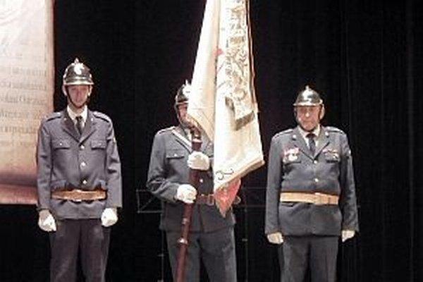 Ocenenie získali aj dobrovoľní hasiči.