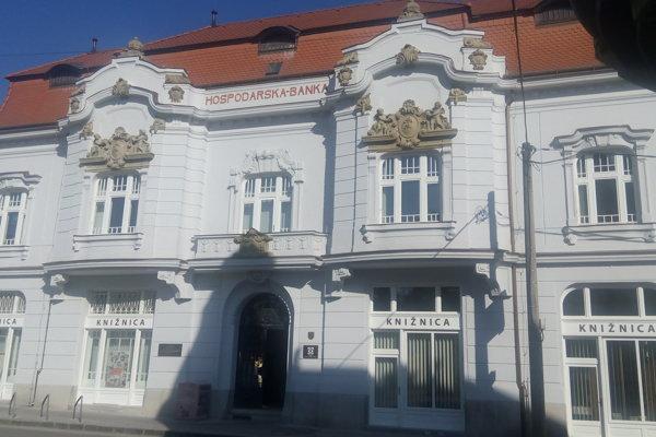 Knižnica Juraja Fándlyho.