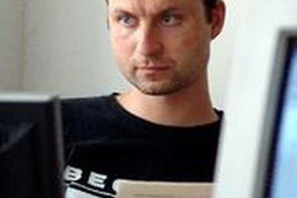 Gabriel Šipoš - analytik Ineko.