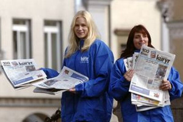 Schránkových novín zadarmo je v Žiline už niekoľko.