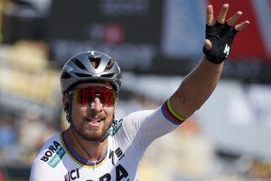 Peter Sagan vyhral druhú etapu na Tour de France 2018.