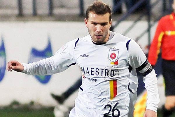 Tomáš Ďubek má 31 rokov a odohraných 293 zápasov vo Fortuna lige.
