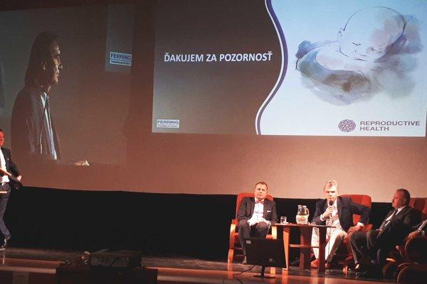 Medzi odborníkmi boli slovenskí lekári, hostia z Poľska i Čiech.