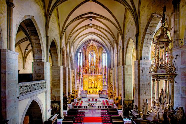 Oltár Majstra Pavla v Levoči