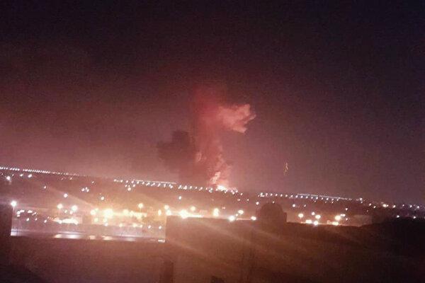 Leteckú dopravu výbuch nenarušil.