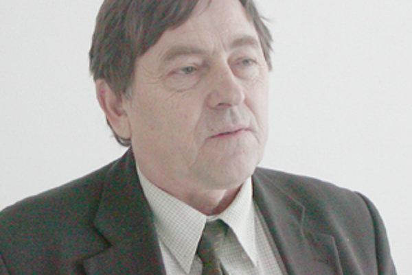 František Koreníček, riaditeľ školy