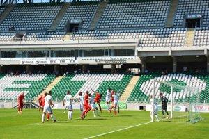 Zápas sa hral na štadióne v ETO Parku v Györi.