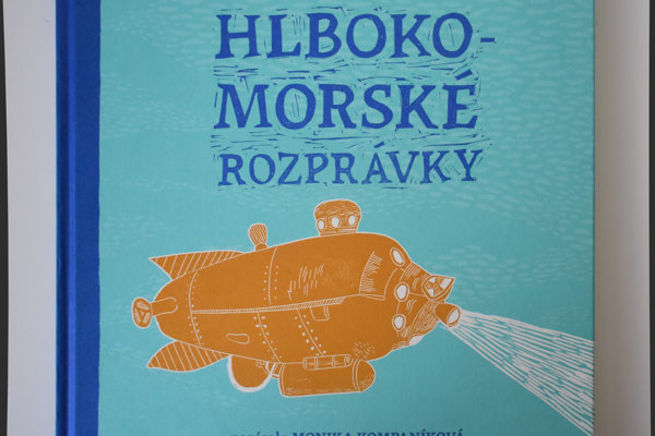 Monika Kompaníková: Hlbokomorské rozprávky (Artforum 2013)