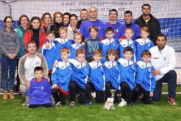 Dolnokubínska prípravka vyhrala druhý turnaj za sebou.