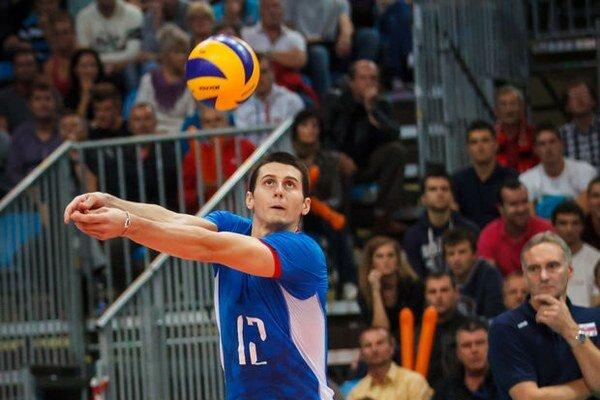 Matej Paták má v reprezentácii skúsenosti s Ruskom i Fínskom.