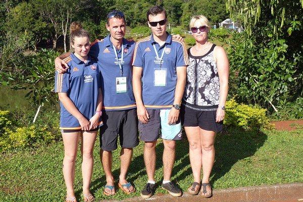 Rodina Stanovských sa pripravovala v Austrálii a Novom Zelánde.