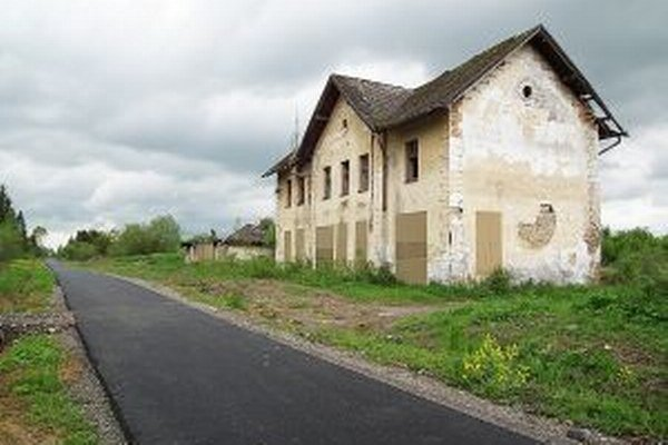 Historická budova je podľa starostu zrelá na asanáciu.